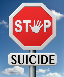 suicide stop sign